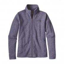 Women's Better Sweater Jacket by Patagonia in Alexandria La