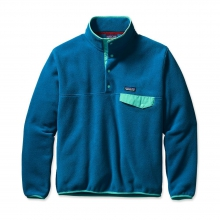 Men's Lightweight Synchilla Snap-T Pullover by Patagonia in Ellicottville Ny
