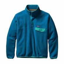 Men's Lightweight Synchilla Snap-T Pullover by Patagonia in Jacksonville Fl