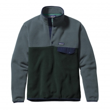 Men's Lightweight Synchilla Snap-T Pullover by Patagonia in Flagstaff Az