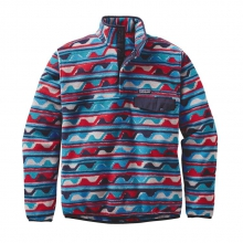 Men's Lightweight Synchilla Snap-T Pullover by Patagonia in Lubbock Tx