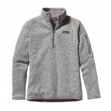 Women's Better Sweater 1/4 Zip by Patagonia in Boulder Co