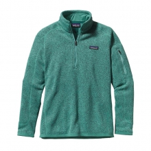 Women's Better Sweater 1/4 Zip by Patagonia in Greenville Sc