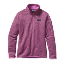 Women's Better Sweater 1/4 Zip by Patagonia