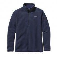 Women's Better Sweater 1/4 Zip by Patagonia in Bentonville Ar