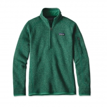Women's Better Sweater 1/4 Zip by Patagonia in Orlando Fl