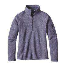Women's Better Sweater 1/4 Zip by Patagonia in Jacksonville Fl