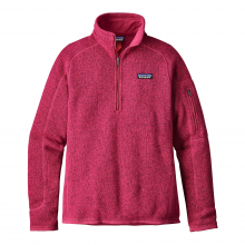 Women's Better Sweater 1/4 Zip by Patagonia in Fayetteville Ar