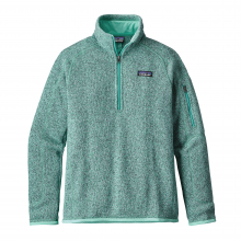 Women's Better Sweater 1/4 Zip by Patagonia in Shreveport La