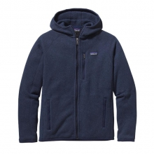 Men's Better Sweater Hoody by Patagonia in Okemos Mi