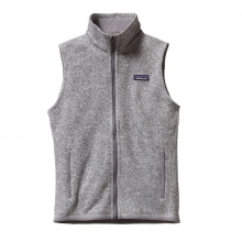 Women's Better Sweater Vest by Patagonia in Croton On Hudson Ny
