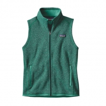 Women's Better Sweater Vest by Patagonia in Fairview Pa