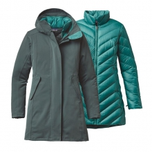 Women's Tres 3-in-1 Parka by Patagonia in Edwards Co