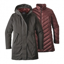 Women's Tres 3-in-1 Parka by Patagonia in Kalamazoo Mi