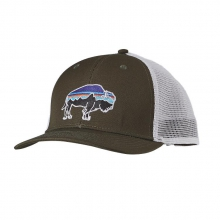 Fitz Roy Bison Trucker Hat by Patagonia