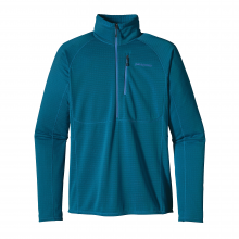 Men's R1 P/O by Patagonia in Stowe Vt