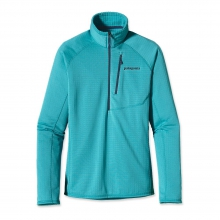 Women's R1 Pullover by Patagonia in Durango Co
