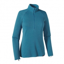 Women's Cap TW Zip Neck by Patagonia in Lubbock Tx