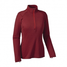 Women's Cap TW Zip Neck by Patagonia in Milford Oh