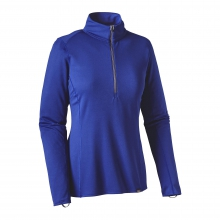 Women's Cap MW Zip Neck by Patagonia in Rapid City Sd