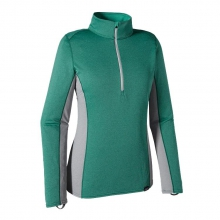 Women's Cap MW Zip Neck by Patagonia in Loveland Co