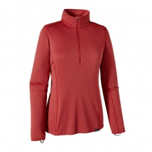 Women's Cap MW Zip Neck by Patagonia in Fort Collins Co