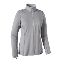 Women's Cap MW Zip Neck by Patagonia in Miamisburg Oh