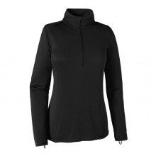 Women's Cap MW Zip Neck by Patagonia in Nibley Ut
