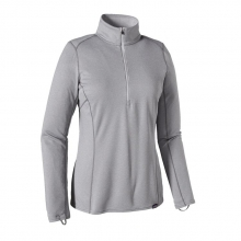 Women's Cap MW Zip Neck by Patagonia