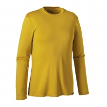 Men's L/S Cap Daily T-Shirt by Patagonia in Meridian Id