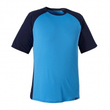 Men's Cap Lightweight T-Shirt by Patagonia in Missoula Mt