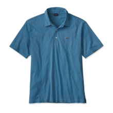 Men's Polo - Trout Fitz Roy by Patagonia in Columbus Ga