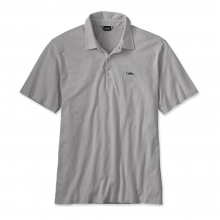 Men's Polo - Trout Fitz Roy by Patagonia in Frisco Co