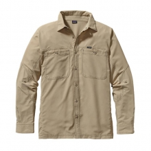 Men's Lightweight Field Shirt by Patagonia in Sandy Ut