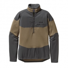 Men's L/S R1 Field 1/4 Zip by Patagonia in Salt Lake City Ut
