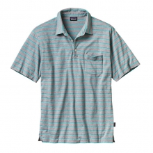 Men's Squeaky Clean Polo by Patagonia in Columbia Sc