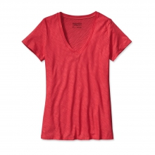 Women's Necessity V-Neck by Patagonia in Ames Ia
