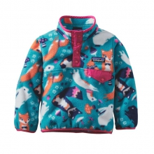 Baby LW Synchilla Snap-T P/O by Patagonia