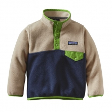 Baby Lightweight Synchillailla Snap-T Pullover by Patagonia