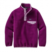 Girls' Lightweight Synchilla Snap-T Pullover in Ellicottville, NY