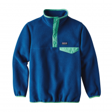 Girls' LW Synch Snap-T P/O by Patagonia in Edwards Co