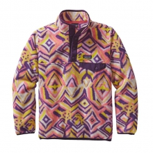 Girls' LW Synch Snap-T P/O by Patagonia in Frisco Co
