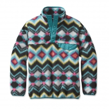 Girls' Lightweight Synchilla Snap-T Pullover by Patagonia in Charlotte Nc