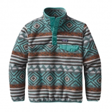 Boys' Lightweight Synchilla Snap-T Pullover by Patagonia in Seattle Wa