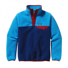 Boys' Lightweight Synchilla Snap-T Pullover by Patagonia in Montgomery Al