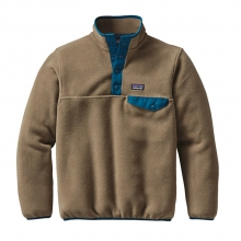Boys' Lightweight Synchilla Snap-T Pullover by Patagonia