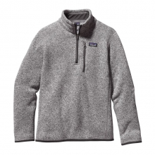 Boys' Better Sweater 1/4 Zip by Patagonia in Lubbock Tx