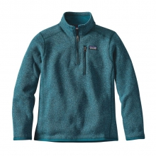 Boys' Better Sweater 1/4 Zip by Patagonia in Missoula Mt