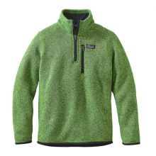 Boys' Better Sweater 1/4 Zip by Patagonia in Bowling Green Ky