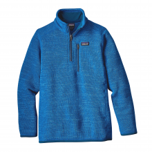Boys' Better Sweater 1/4 Zip by Patagonia in Birmingham AL
